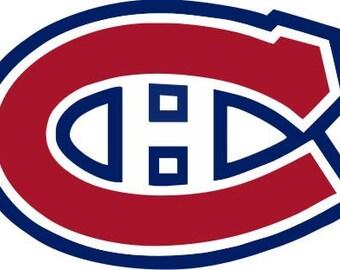 SVG Montreal Canadiens Logo Vector