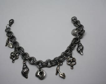 Bracelet Chains and Charms