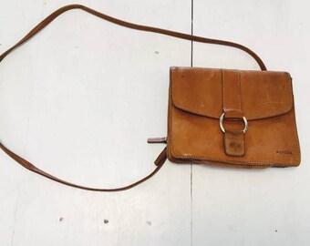 Vintage Fossil Cross-body purse