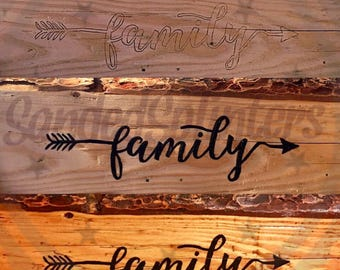 Wood Sign- Customize it!
