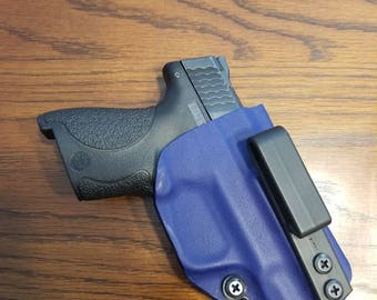 Tuckable IWB Holster Smith and Wesson M&P Shield 9/40