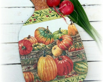 Decorative cutting board