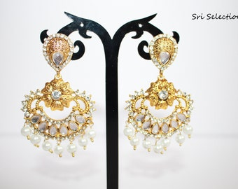 Indian Kundan Jewelery/Artificial Jewelery/Bollywood Fancy Jewelery - A114