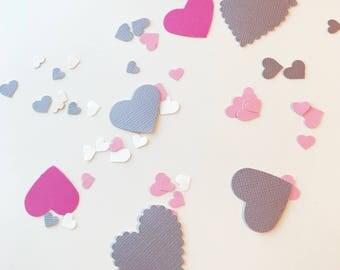 Valentine's Day Confetti   Embellishments   Piñata Filler