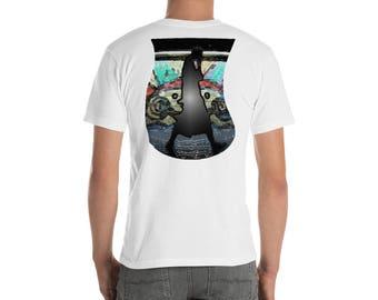 Tailor_LIFE Lone Ranger Men's Short Sleeve T-Shirt