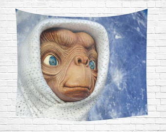 "E.T. Wall Tapestry 60""x 51"""
