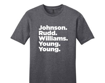 ACDC TShirt, Gift for Him, ACDC shirt, Mens T Shirt, Birthday Shirt for Him