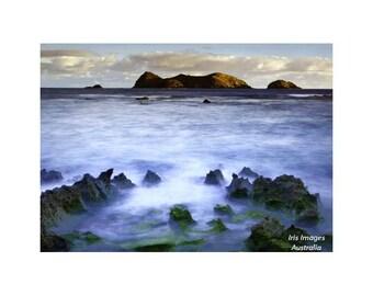 Ned's Beach, Lord Howe Island CARD