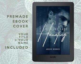 Premade Ebook Cover   Horror, Monster, Autumn, Scary, Romance Novel