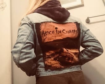 Alice In Chains Jacket