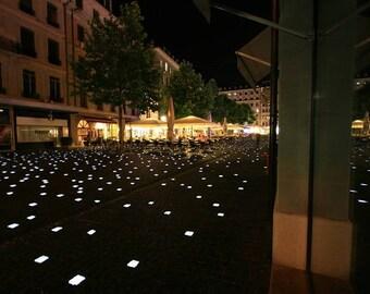 Molard Square, Geneva