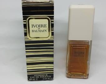 Pierre Balmain Ivoire De Balmain 3.4oz Vintage