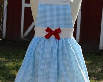 Dorothy Girl apron