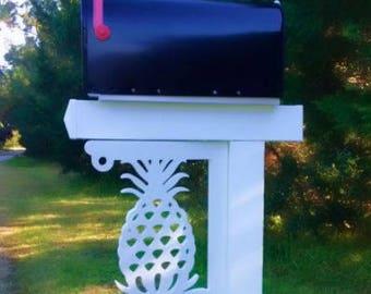 Pineapple Mail Box/Book Shelf bracket