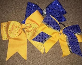 Cheer Bows Bundle