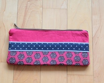 Lined and padded pouch