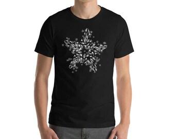 Star T-Shirt | Star Splatter T-Shirt | Star Shine Splatter T Shirt