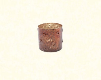 """Lumen Votive 3""""x3"""" - Copper"""