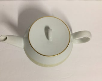 Raymond Loewy Tea Pot Continental China Made In Germany