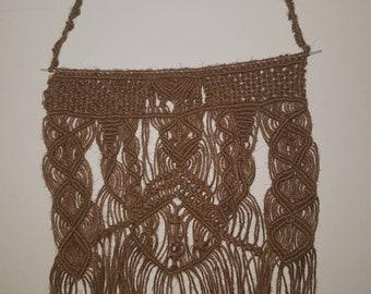Macrame jute yarn