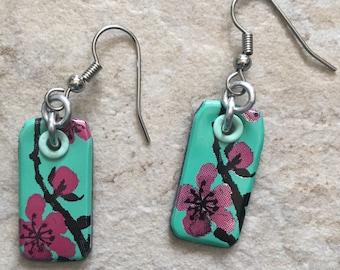 Arizona Green Tea Earrings