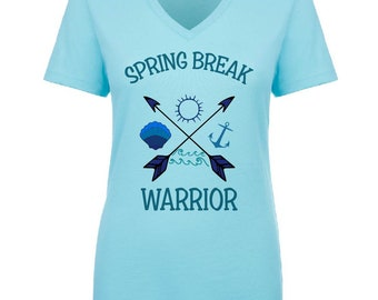 Spring Break V-Neck
