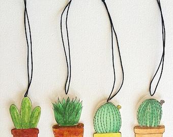 cactus car accessory