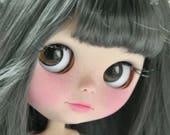 SALE! Custom Blythe Doll - OOAK Annabelle