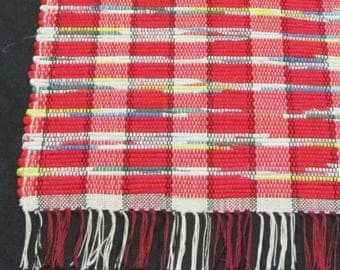 """Rag Rug  """"Big Top """" the Greater"""