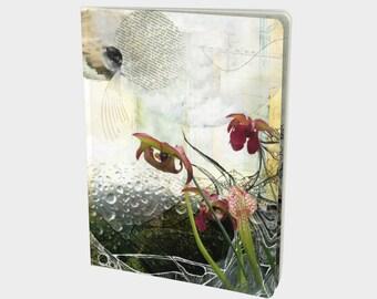 April Large Notebook