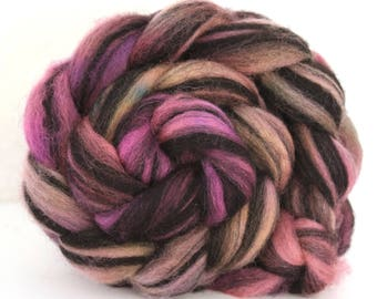 Jacob Humbug Kettle Dyed Wool Top JHT29  100g - 3.5oz