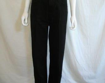 Levis 560, Vintage 90's size 9 mom jeans, zip fly levis, womens levis  waist W 29