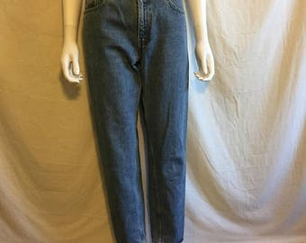 Closing Shop 40%off SALE Levis Women's 550 Jeans Relaxed Fit Tapered Leg 7 JR S short Waist W 29  - High Waist - Mom jeans
