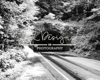 Tunnel Digital Download Photo