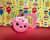 SASSY SQUISHIES Squishy Party Favor Gift Collection Hobby in Rose Frosted Macaron