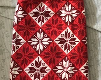 Christmas in July Hanging Towel