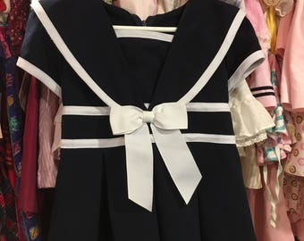 Classic Sailor Dress Girls 5