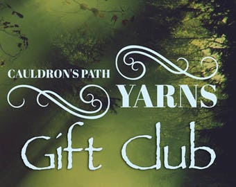 Gift Club - Limited Edition - Club Yarn - Hand-dyed Yarn - Swap Gift