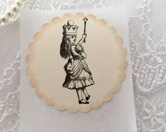 Alice Stickers, Alice Labels, Set of 10