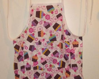 Mommy and Me Cupcake Aprons