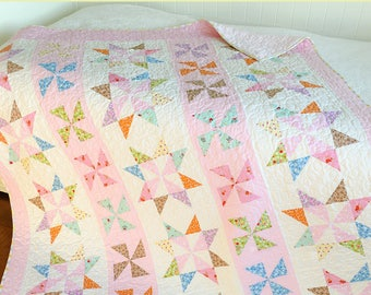 Twirlity - Carried Away Quilting CAQ-013