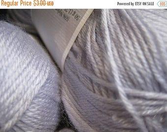 ON SALE Super Soft Baby Lavender Cascade Cherub DK Yarn 180 yards Acrylic Nylon Blend Color 07