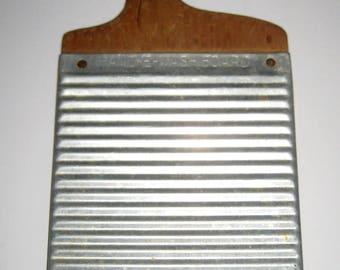 Vintage (1930s) Hand - E Wash Board