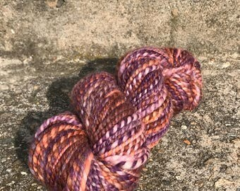 Autumn handspun 2-ply Yarn