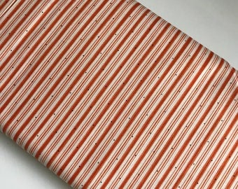 Witch Stripe Halloween Orange - Riley Blake cotton woven fabric by the yard