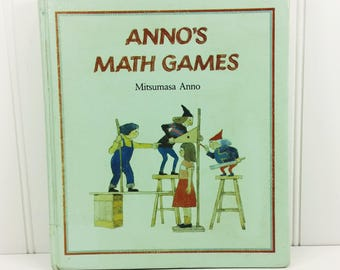 Anno's Math Games by Mitsumasa Anno, 1987 Philomel Books Third Impression