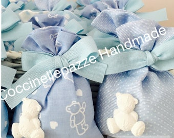 Cotton candy bags fantasy and Cuddly Teddy bear line chalks