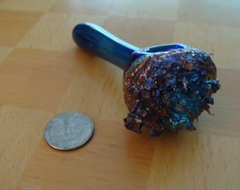 Crystal encrusted Pipe