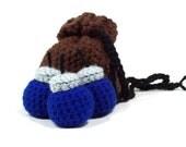 Bomb Bag Crochet Pattern