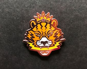 El Ojo de Tigre Pin - The Eye of the Tiger